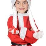 Little Santa — Stock Photo #9436366