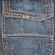 Photo of a pocket jeans - Photo