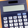 Photo of a calculator - Stock Photo