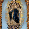 Image of Virgin Mary praying - 