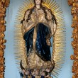 Image of Virgin Mary praying - Foto Stock