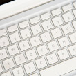 Photo of buttons of the keyboard from computer — Stock Photo #9437975