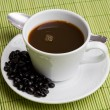 Cup of expresso coffee — Stock Photo #9438109