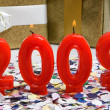 Royalty-Free Stock Photo: Happy new year 2009