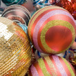 Different balls of christmas — Stock Photo #9438200