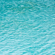 Refreshing water of swimming pool — Stock Photo #9439187