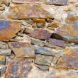Royalty-Free Stock Photo: Textures of old stones