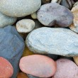 Beautiful stones to wallpaper - Stock Photo