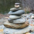 Stock Photo: Rocks in balance
