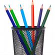 Colouring pencils — Stock Photo
