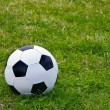 Soccer ball — Stock Photo #9439562