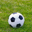 soccer ball&quot — Stock Photo