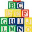 Block letters -  