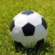 Soccer ball — Stock Photo #9439988