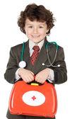 Adorable docteur futur — Photo