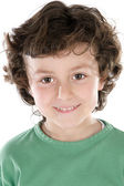 Small handsome boy — Stock Photo