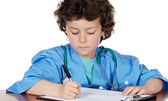 Young doctor — Foto Stock