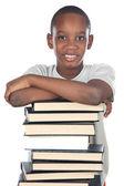 Criança estudando — Foto Stock