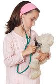 маленький доктор — Стоковое фото