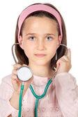 Mały lekarz — Zdjęcie stockowe