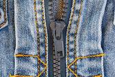 Detail of jeans jacket — Stockfoto