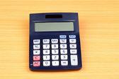 Photo of a calculator — Stock Photo