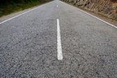 Vista de la carretera — Foto de Stock