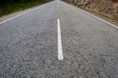 Vista de uma estrada — Foto Stock