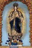 Image of Virgin Mary praying — Stock Photo