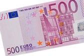 Une seule facture de cinq cents euros — Photo