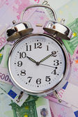 The time is money — Foto Stock