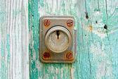 Rusty lock — Stockfoto