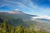 Nice photo of Teide — Stock Photo