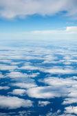 Beautiful clouds — Stock Photo