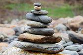 Rocks in balance — Stock Photo