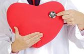 Cardiologista — Foto Stock