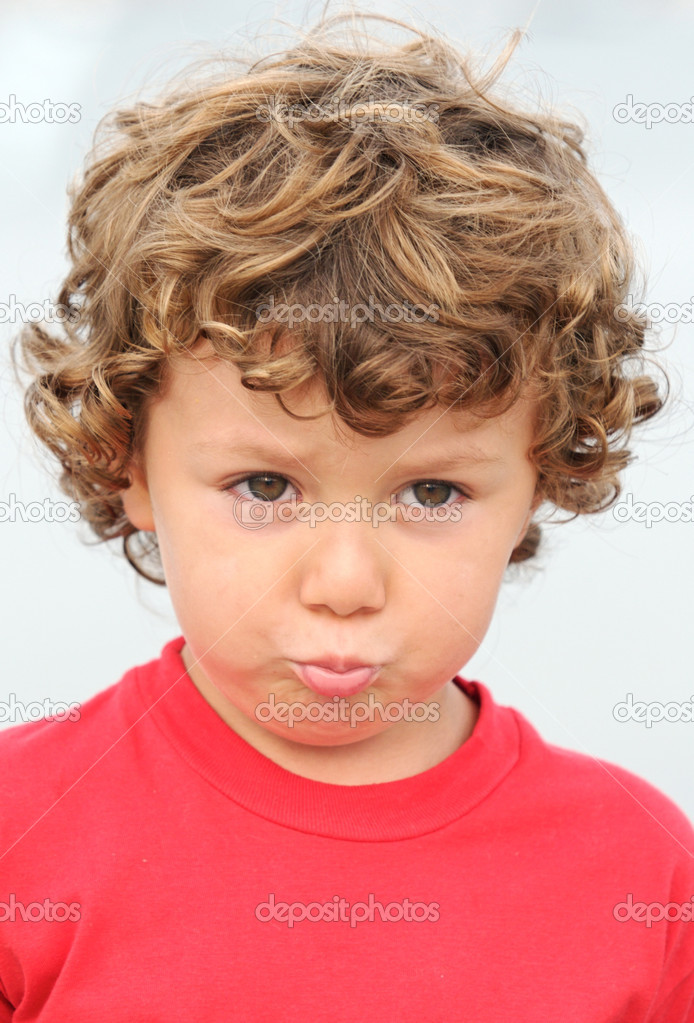 Curly hair style for toddlers and preschool boys fave hairstyles