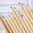 Royalty-Free Stock Photo: Pencils of colors