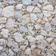 Textures of old stones - Stock Photo
