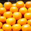 Oranges piled up - Stock Photo