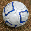 Soccer ball — Stock Photo #9440603