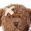 Brown teddy bear — Stock Photo