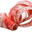 Stock Photo: Photo of tape bundled