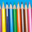 Color pencils — Stock Photo