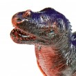 Dinosaur toy - Stock Photo