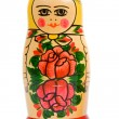 Russian doll — Stock Photo