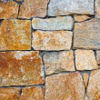 Textures of old stones — Stock Photo