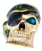 Pirate head — Stock Photo
