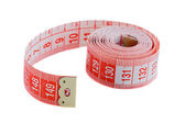 Tape rolled with Shallow Depth of Field — Stock Photo