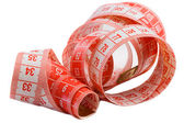 Photo of tape bundled — Stock Photo